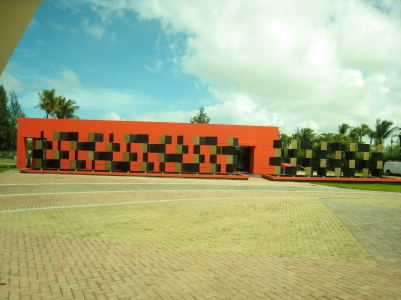 Bacardí Wall