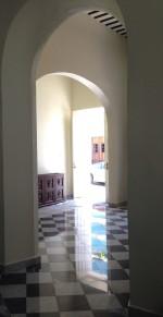 Interior Arch