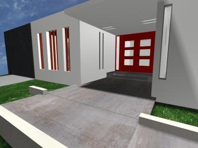 Front Entrance Proposal